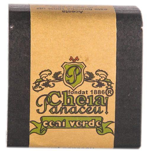 Panaceu cu ceai verde