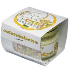 Calendubebe unt pentru bebe cu ulei de galbenele