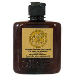 Citrusgel sapun lichid cu ulei de citrice
