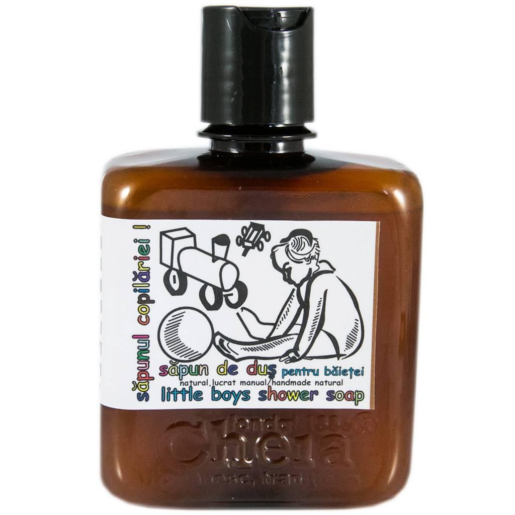 Săpun de duş pentru băieţei
