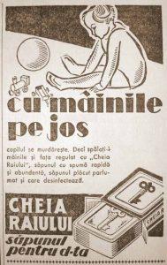 sapun pentru copii