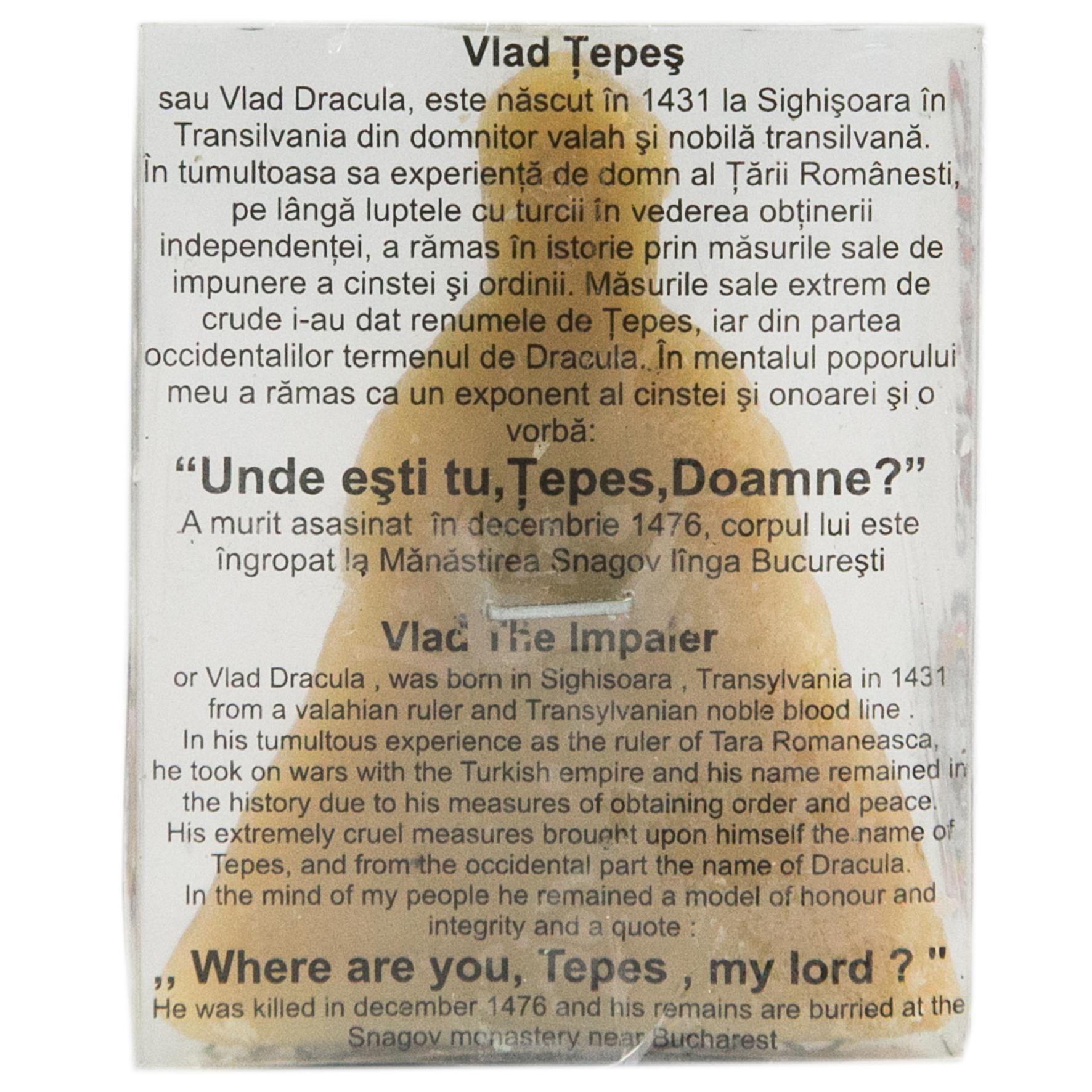 Omagiu Vlad Tepes