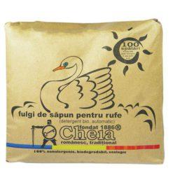 Cheia fulgi de sapun pentru rufe ( detergent bio, automatic)