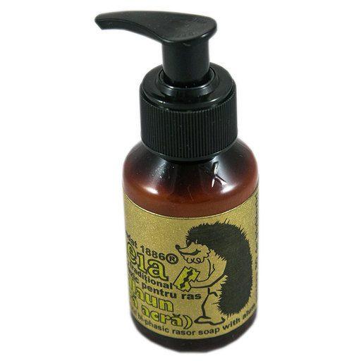 Alaun sapun pentru barbierit