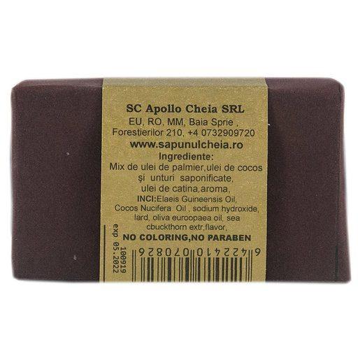 catina sapun natural cu ulei de catina
