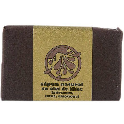 lilac sapun natural cu ulei de liliac