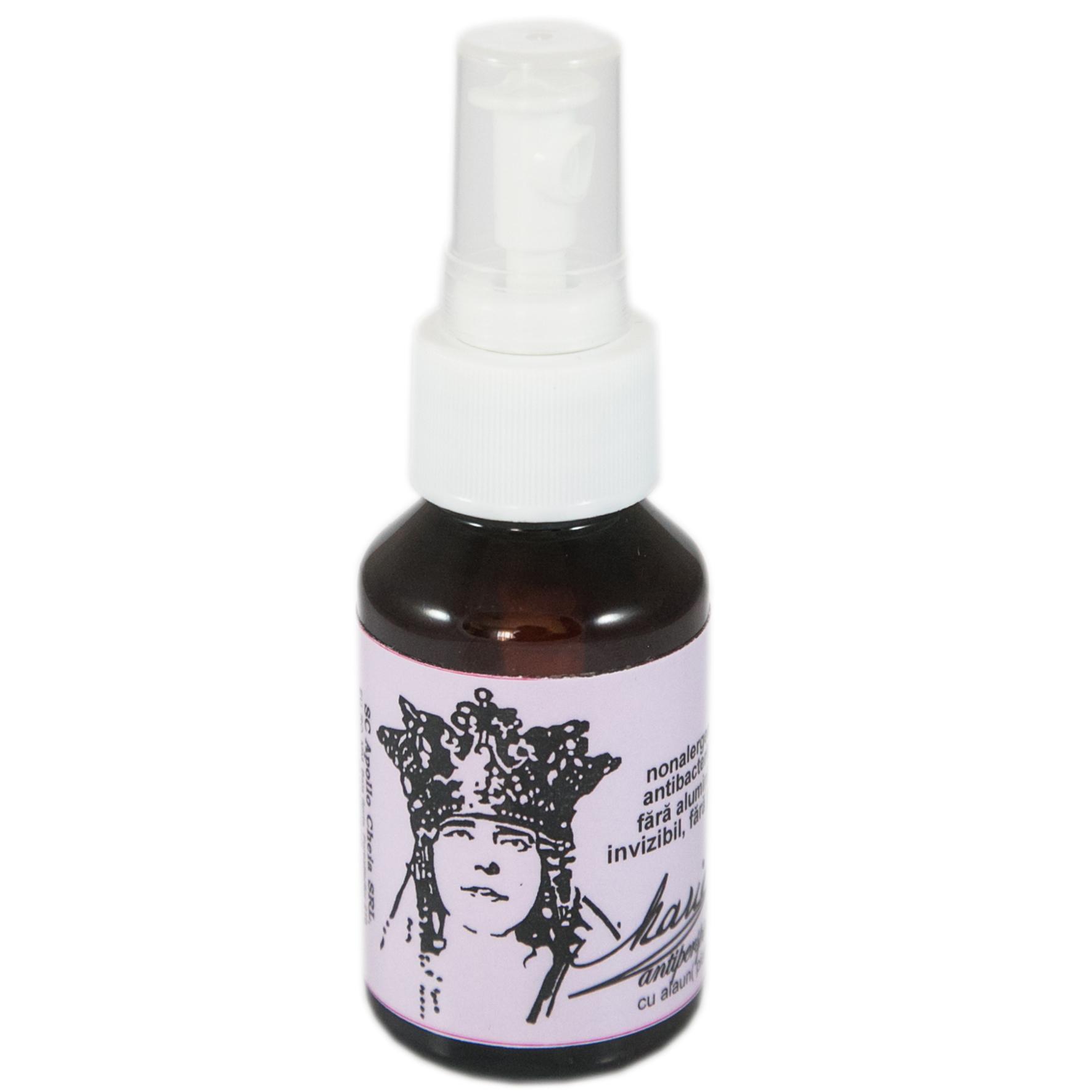 Maria spray antiperspirant natural