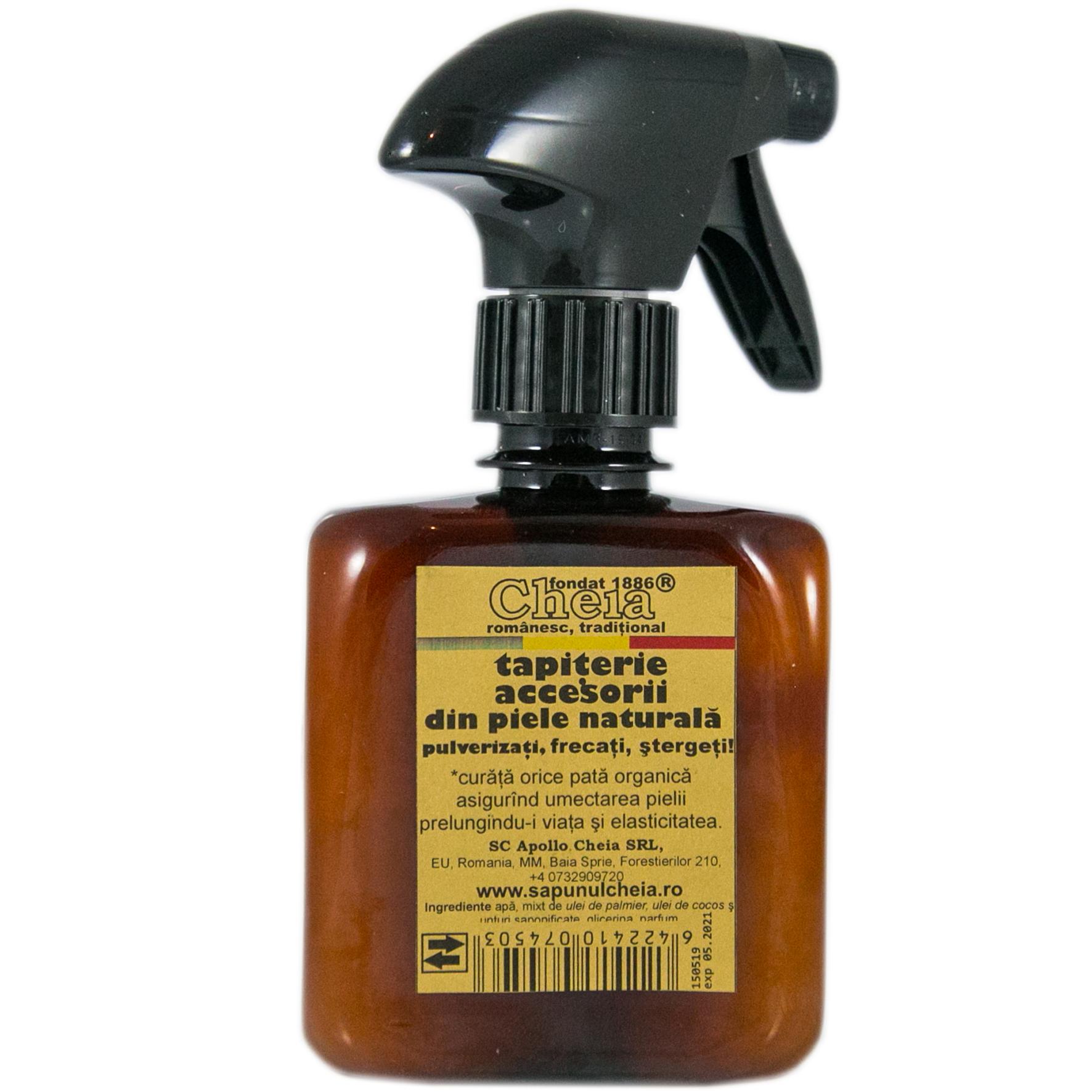 Sapun pentru piele naturala