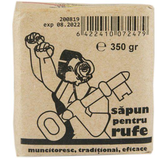 Cheia sapun pentru rufe