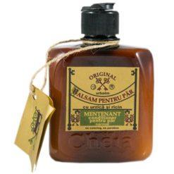 balsam pentru par cu ulei de urzica si ricin