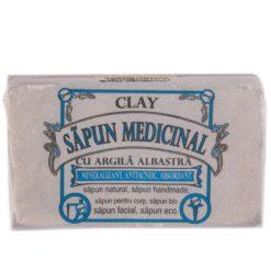 sapun medicinal cu argila