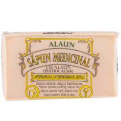 sapun medicinal cu alaun