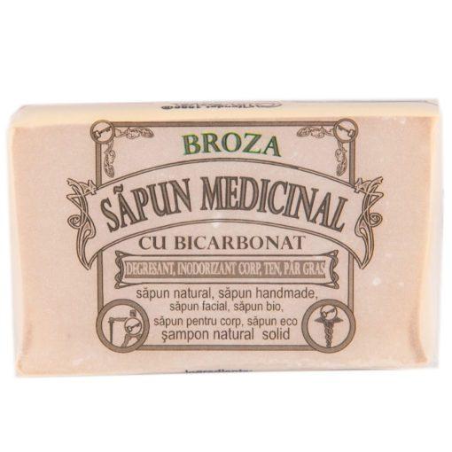 sapun medicinal cu bicarbonat