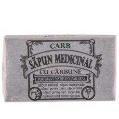 sapun medicinal cu carbune