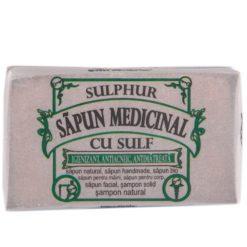 sapun medicinal cu sulf