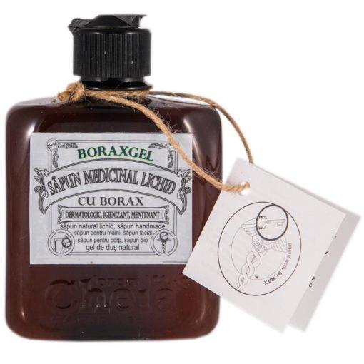 sapun medicinal lichid cu borax