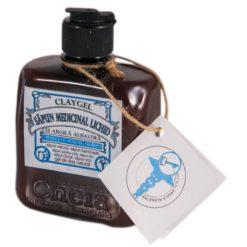 sapun medicinal lichid cu argila