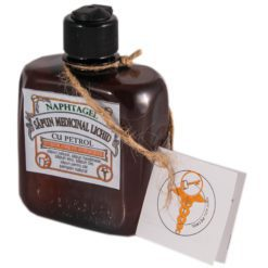 Naftagel sapun medicinal lichid cu petrol