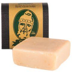 sapun pentru barba morcov si menta