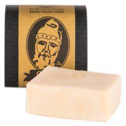 Cheia Dac sapun pentru barba urzica si ricin