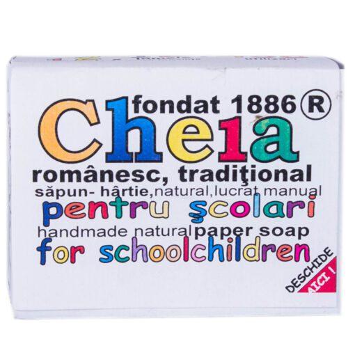 sapun-hartie pentru scolari