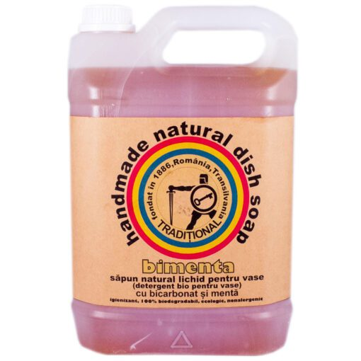 detergent bio pentru vase