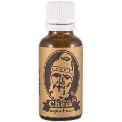 Cheia Dac Ulei pentru barba urzica si ricin