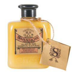 sapun lichid cu ulei de ricin ( sampon natural)
