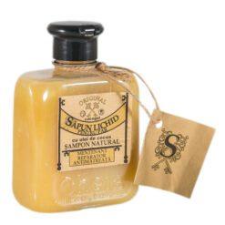 sapun lichid cu ulei de cocos ( sampon natural)