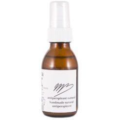 Antiperspirant natural
