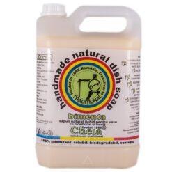 sapun natural lichid pentru vase