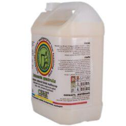 Detergent bio cu spumare redusa