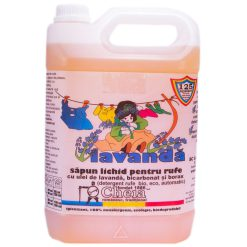 Sapun lichid natural pentru rufe